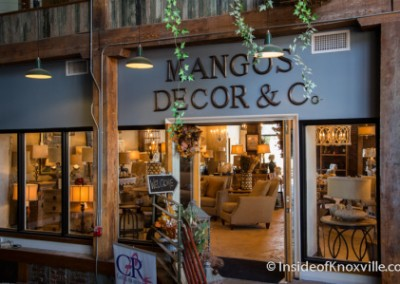 Knoxville Furnoture and Home Decore at Mangos